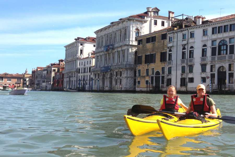 Italian Event Better KAYAKING IN VENICE (private)