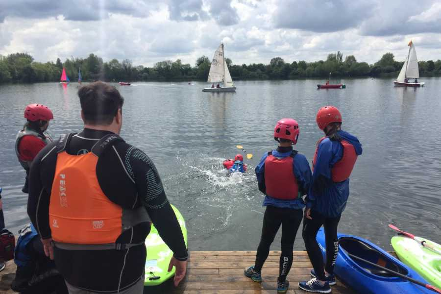 South Cerney Outdoor Foundation Safety & Rescue Training (FSRT)