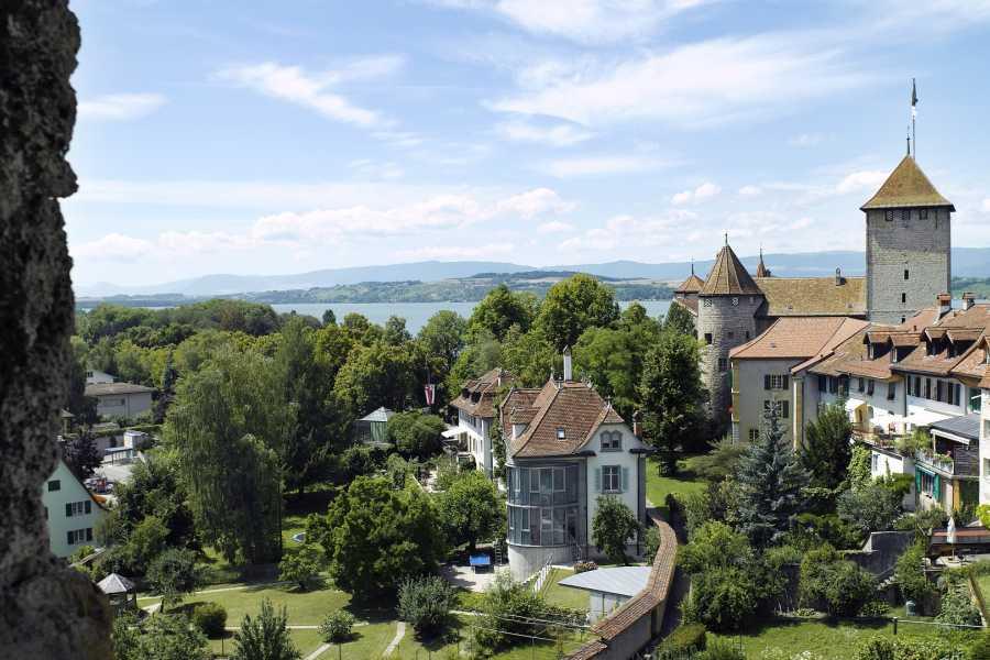 Murten Tourismus / Morat Tourisme Öffentlicher Stadtrundgang