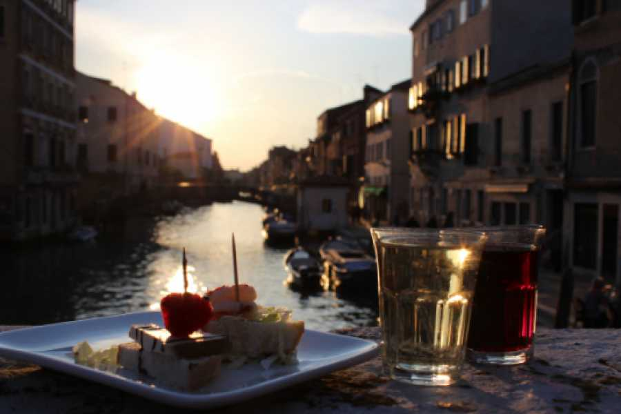 Italian Event Better ROWING and VENETIAN APERITIF (private)