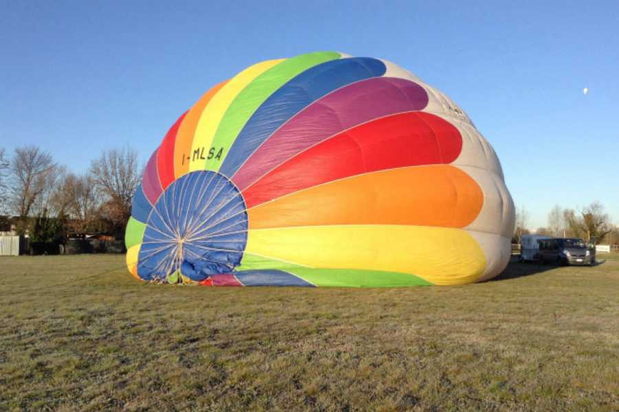 Italian Event Better AIR BALOON FLIGHT PADUA