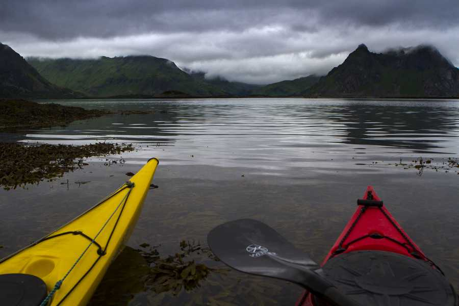 KMT Islands & Lights - A 3 Day Paddle Mania