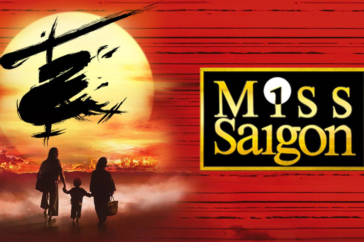 Oates Travel St Ives MISS SAIGON @ THE THEATRE ROYAL PLYMOUTH, THURSDAY 2ND AUGUST