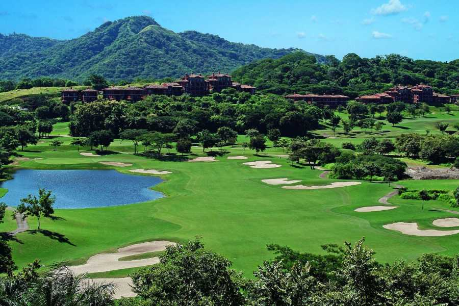 Tour Guanacaste On-Line Golf Package