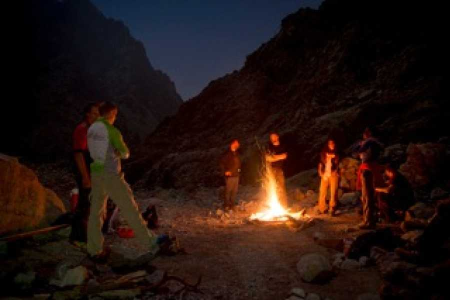 Absolute Adventure Family Survival Course