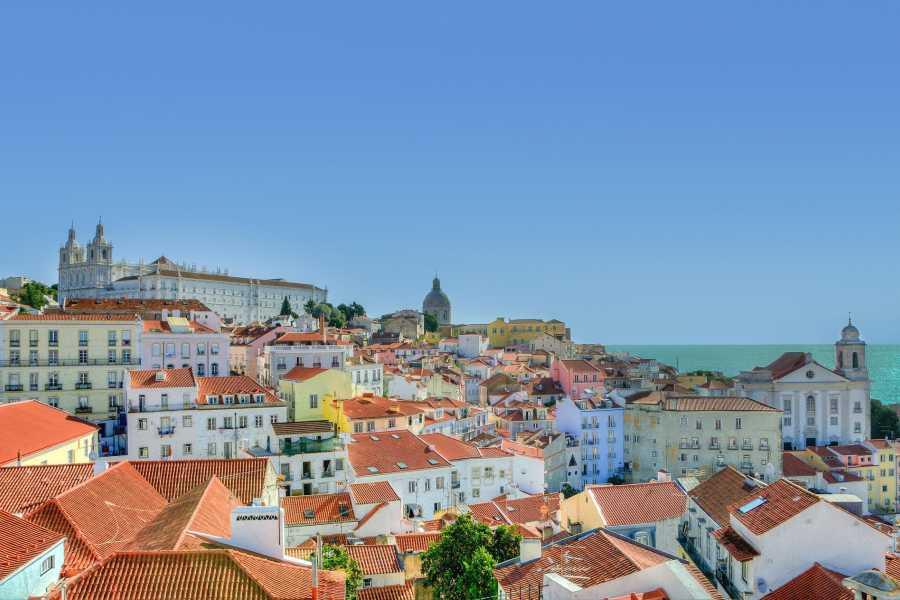 The Rogue Historians Lisbon Private: Alfama