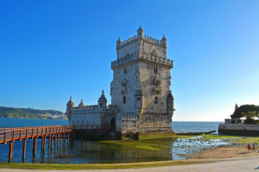 The Rogue Historians Lisbon Private: Belém