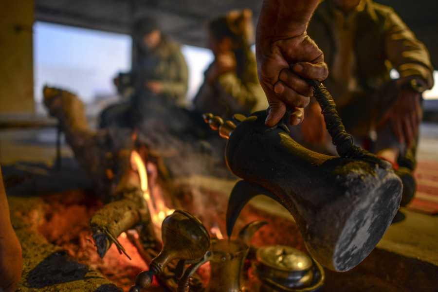 Wild-Trails Beduin-Kaffee-Workshop