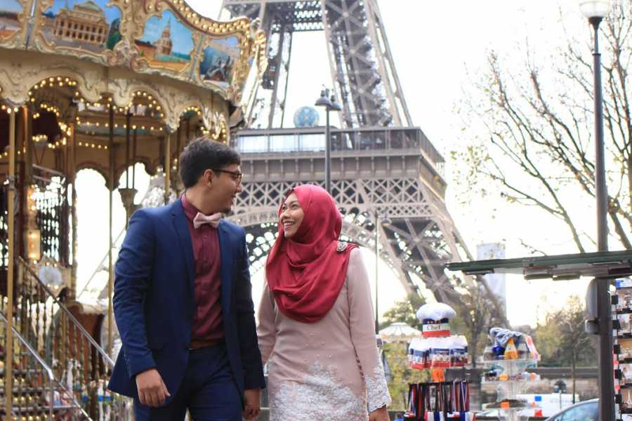 Muslim History Tours Paris Weekend