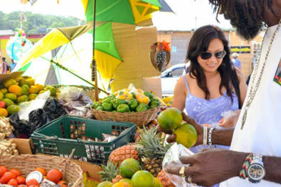 Walkbout International LLC Gastronomy - Jamaica: Walkbout South Coast Love, Culture and Food Experience - 1-day option from Kingston