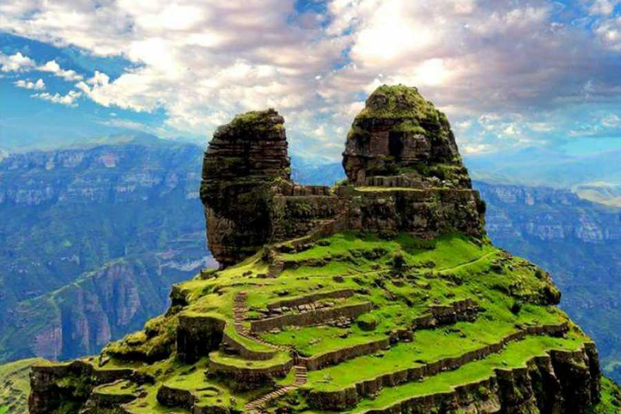 Conde Travel Salkantay trek to Machu Picchu 4 days
