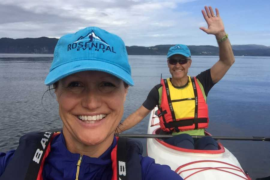 rosendalevent KAYAK RENTAL - THE HARDANGER FJORD