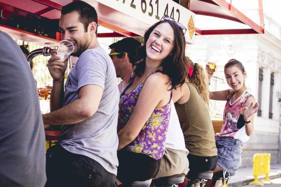 Urban Safari Tours Plaza + 1L cerveza/sangría /refrescos