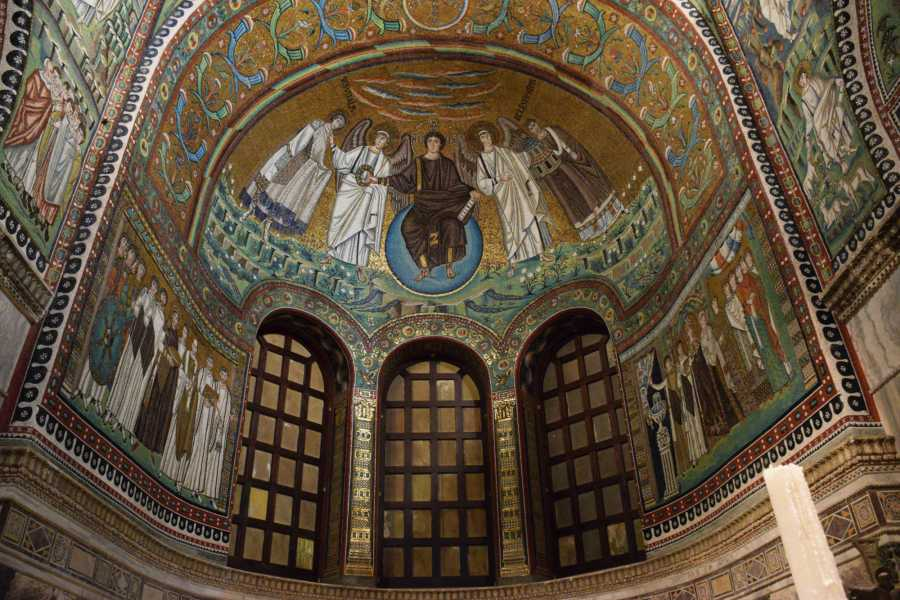 Ravenna Incoming Convention & Visitors Bureau Mosaico di Notte 2019