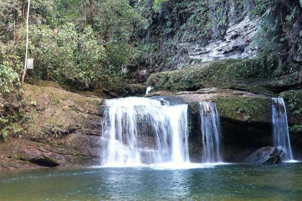 """Fin del Mundo"" Waterfalls"