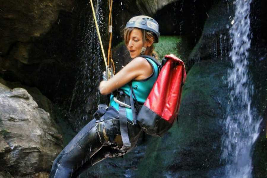 "Pelion Scout Canyoning & Via Ferrata ""Waterland"""