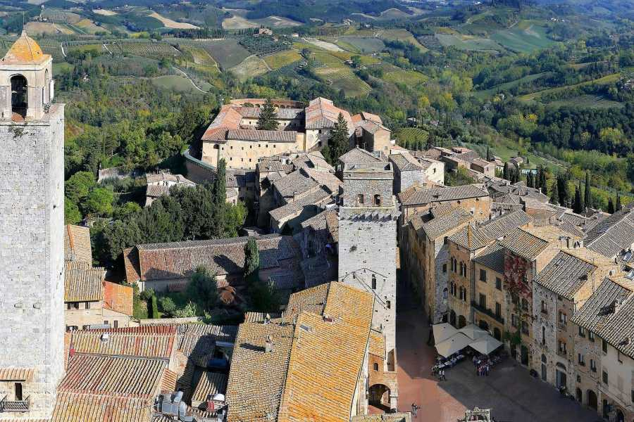 ACCORD Italy Smart Tours & Experiences SIENA, SAN GIMIGNANO, MONTERIGGIONI & CHIANTI (BY MINIVAN)