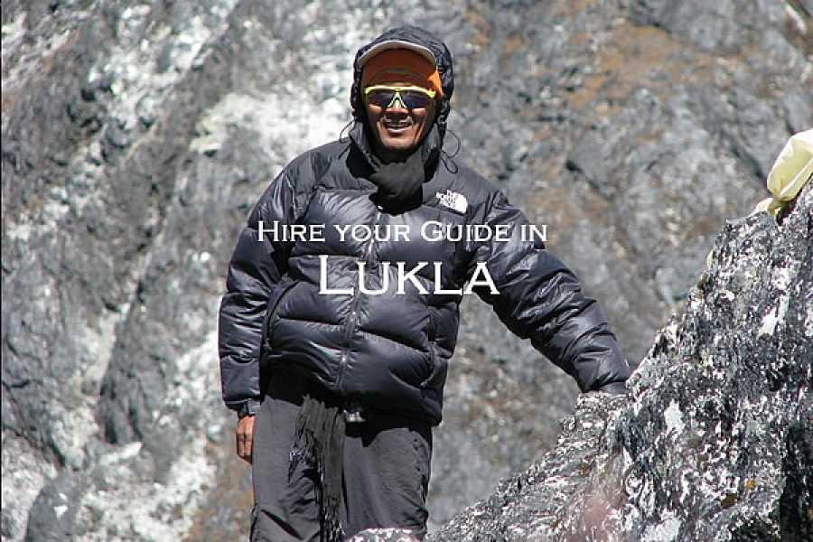 Last Second Group Ltd. Prenota una GUIDA in LUKLA