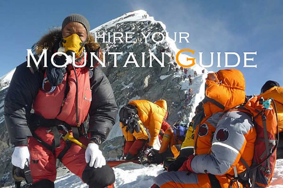 "Last Second Group Ltd. Hire a "" MOUNTAINEERING "" GUIDE in LUKLA"