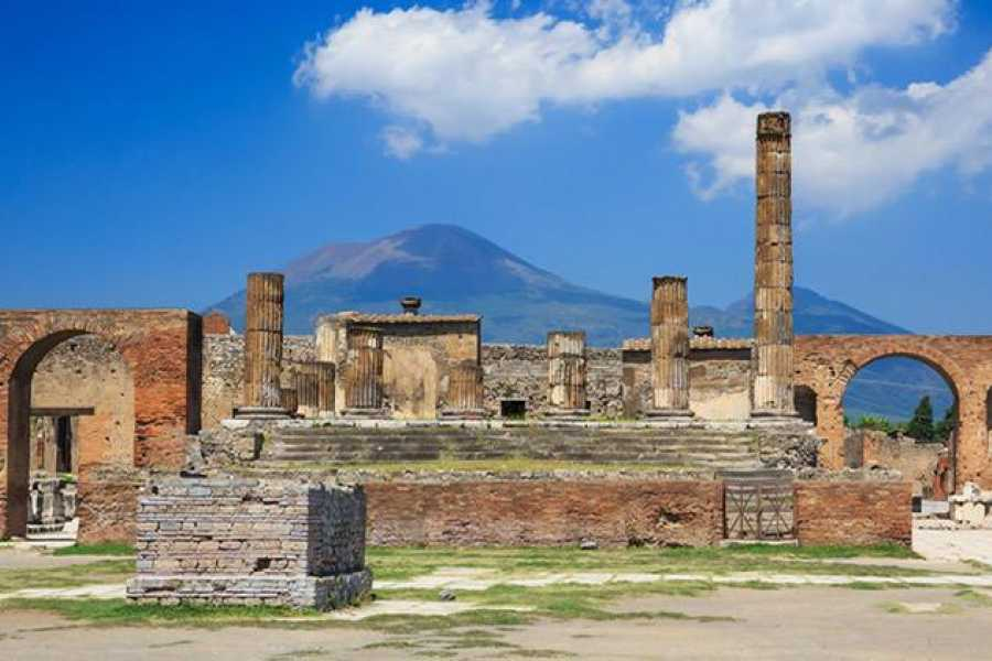 ACCORD Italy Smart Tours & Experiences VISITA PRIVATA A POMPEI - MEZZA GIORNATA