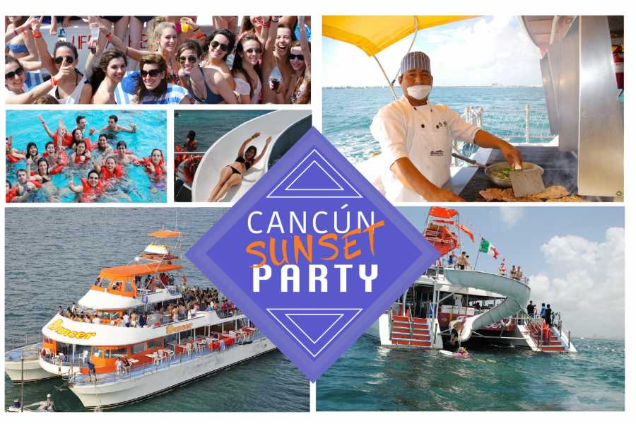 Cancun Vacation Experts Cancun Sunset Party