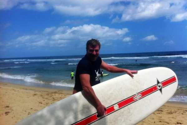 1 Week Surf Course & Transport