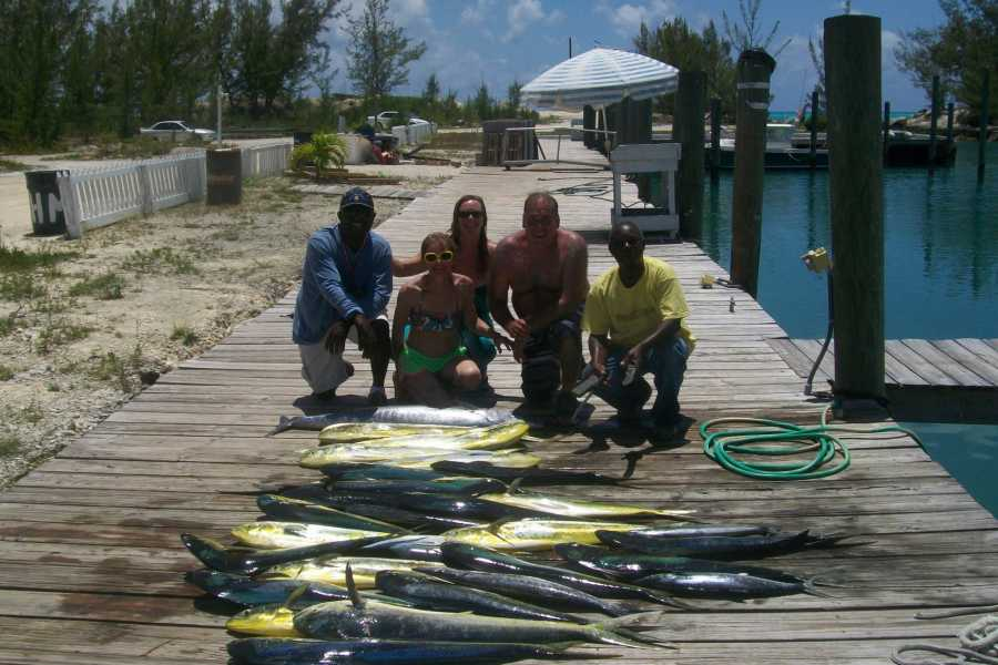 Eleuthera Adventure Tours Ltd. Deep Sea Fishing or Reef Fishing