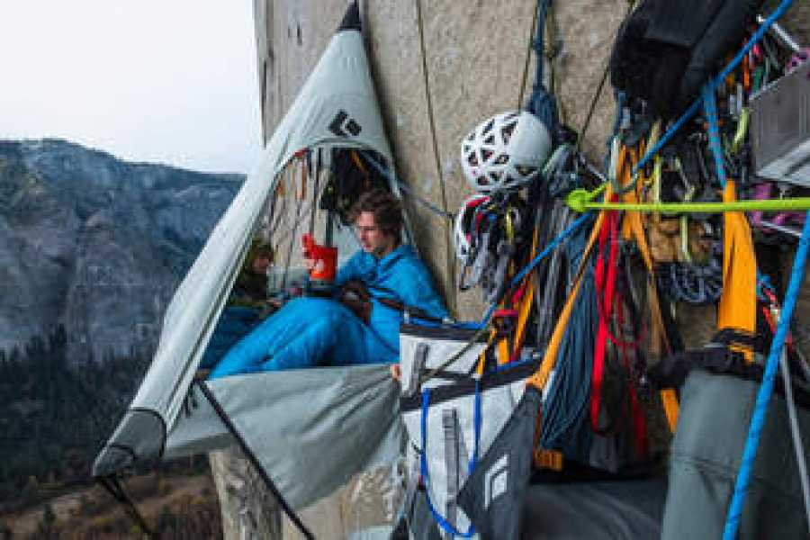 Gone Paddling From Sea to Summit- Portaledge