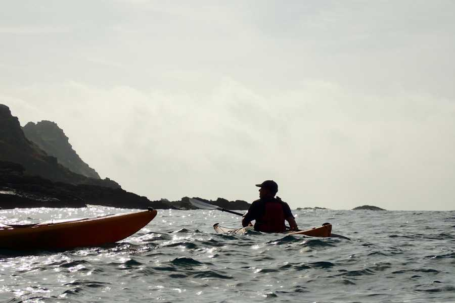 Sea Kayak Devon Ltd L4 Advanced (5 Day Course)
