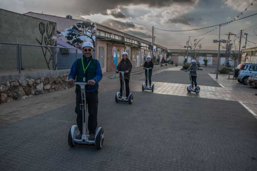 Desert-Pass Segway Tour in Arad