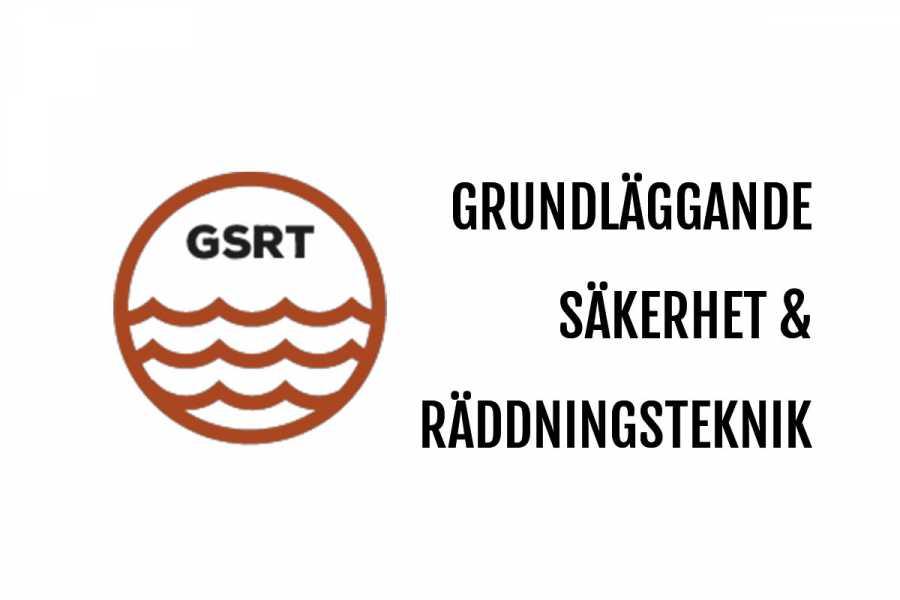 Horisont Kajak GSRT Grundläggande Säkerhet och Räddningsteknik