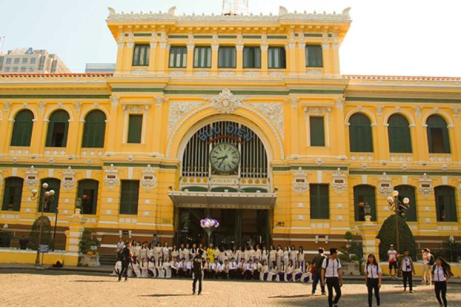 Viet Ventures Co., Ltd Ho Chi Minh City Morning Tour