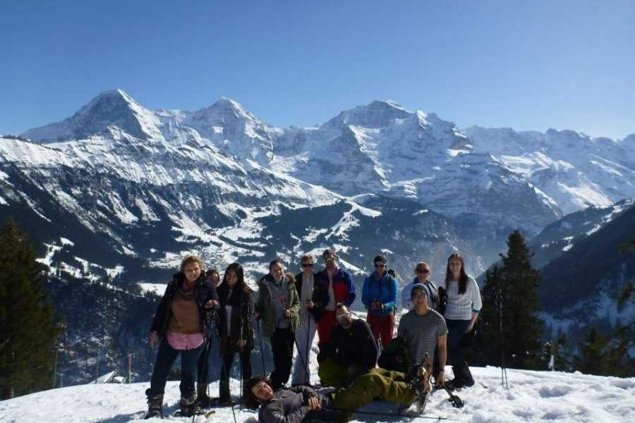 Bus2Alps AG Rome 2 Interlaken Winter