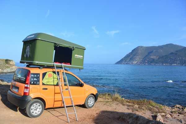 Camping Car Rental