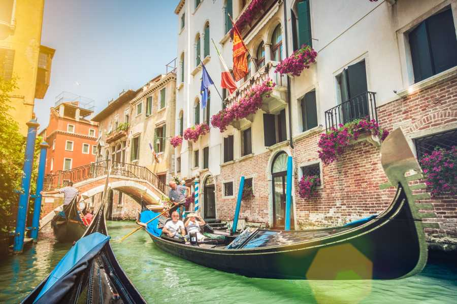 Venice Tours srl Gondola ride with your personal guide!