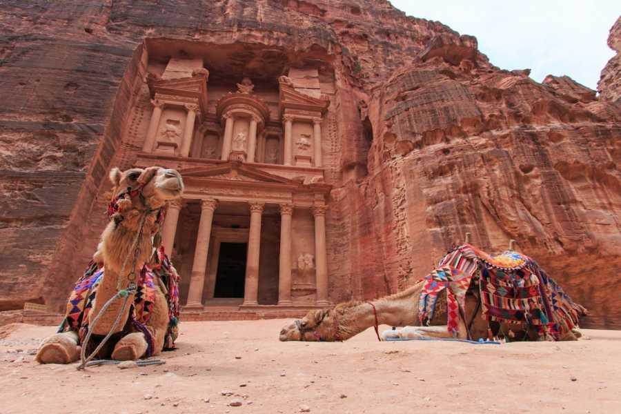 Desert-Pass 3 Day Jordan Tour - Petra & Wadi Rum