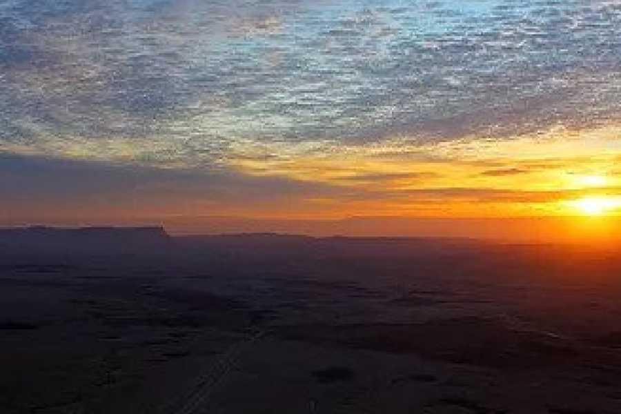 Desert-Pass Into the Negev - 4 Day Desert Tour