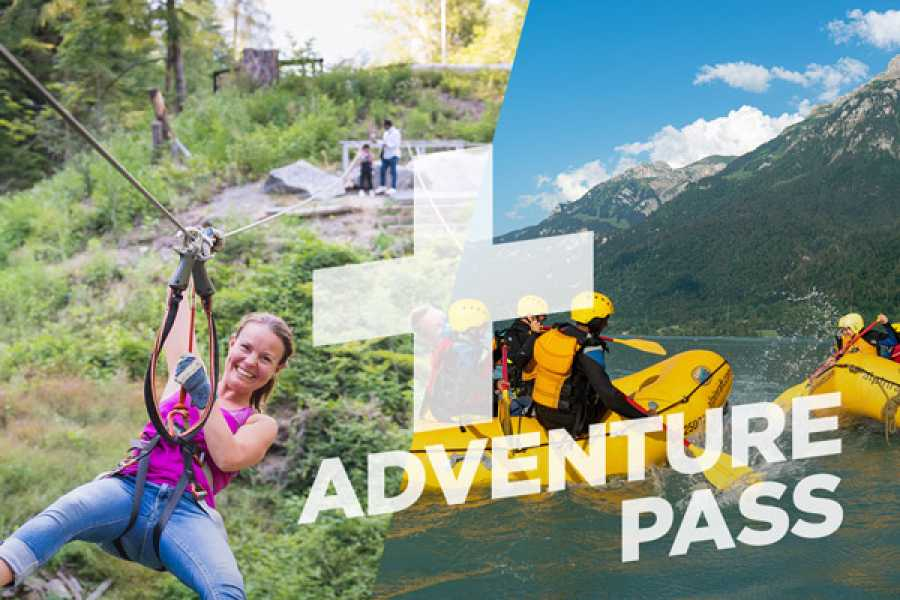 Outdoor Interlaken AG 패밀리 어드벤쳐 패스 : Family Adventure Pass