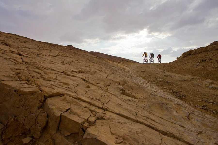 Desert-Pass Negev Cycling Tour Package