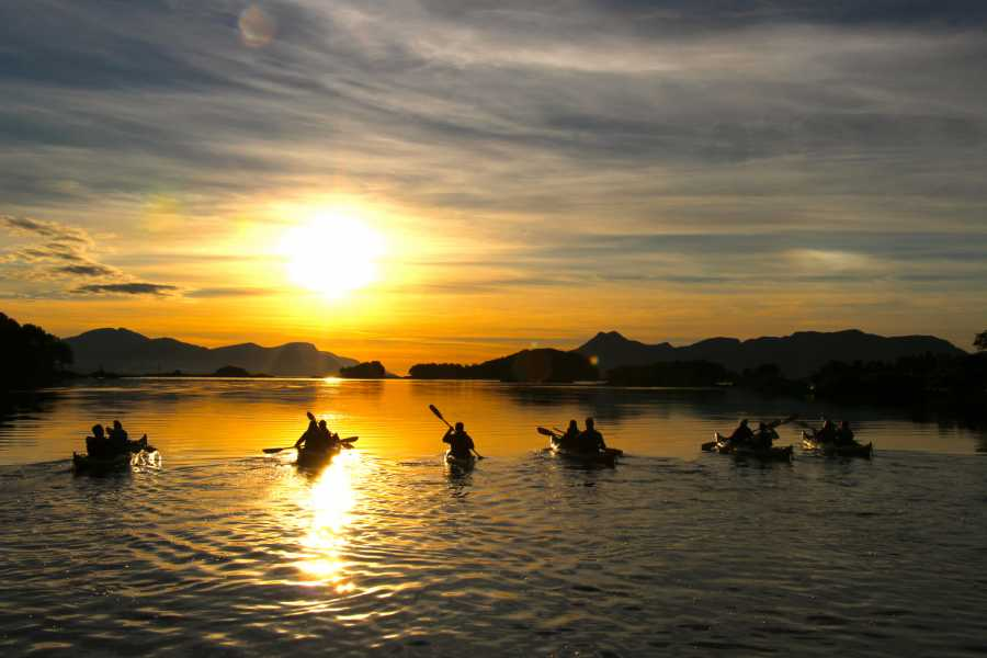 Molde Adventure Center Kayak rental in Molde