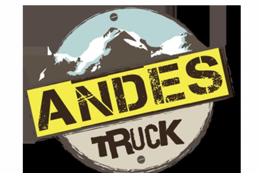 Ruta40Adventure Andes Truck - Agua Grande 6 Hs