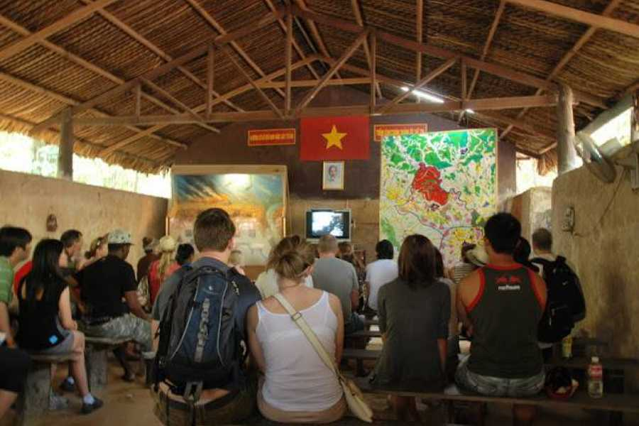 Viet Ventures Co., Ltd Cu Chi Tunnels and Mekong Delta full day tour