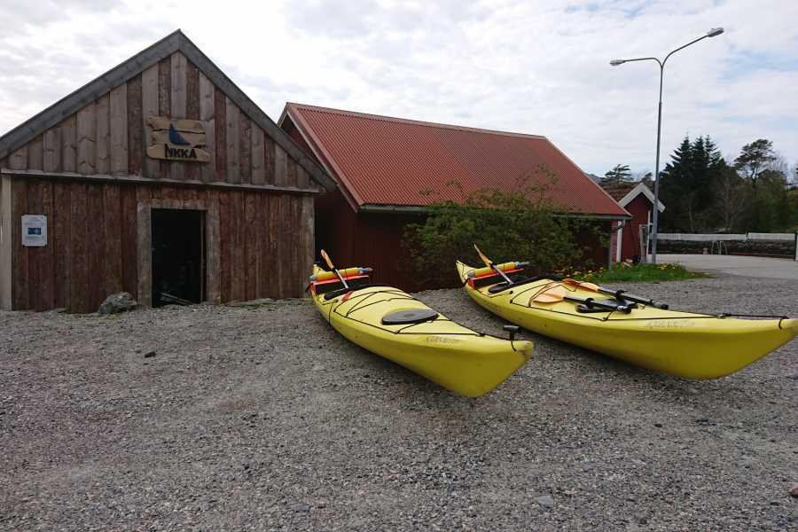 Norsk Kystkulturakademi AS Kayak Rental Singel kajaks