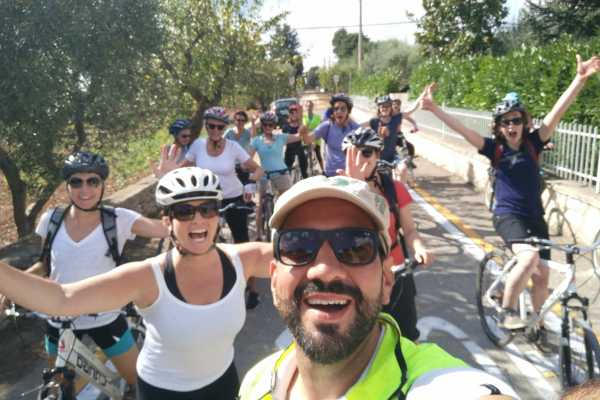 Destination Apulia Bike tour in the Dune Costiere Park of Ostuni