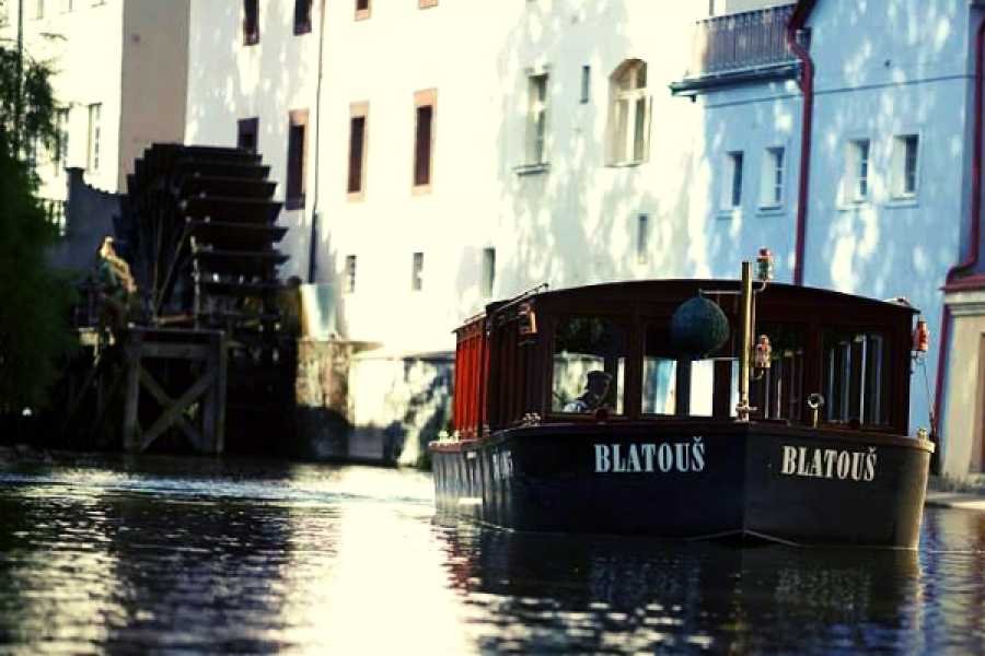 Turistico s.r.o. Boat trip THE PRAGUE VENICE