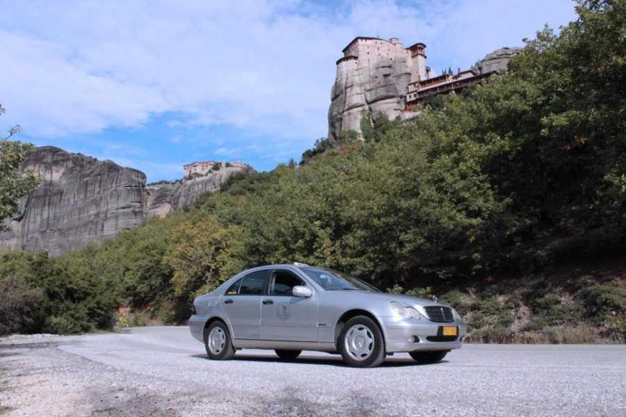 Visit Meteora Volos - Meteora Private Transfer