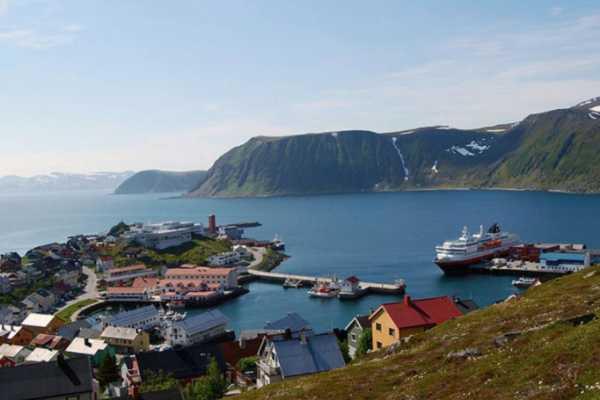 Segway Tours Norway 6. Segway Tours Honningsvåg