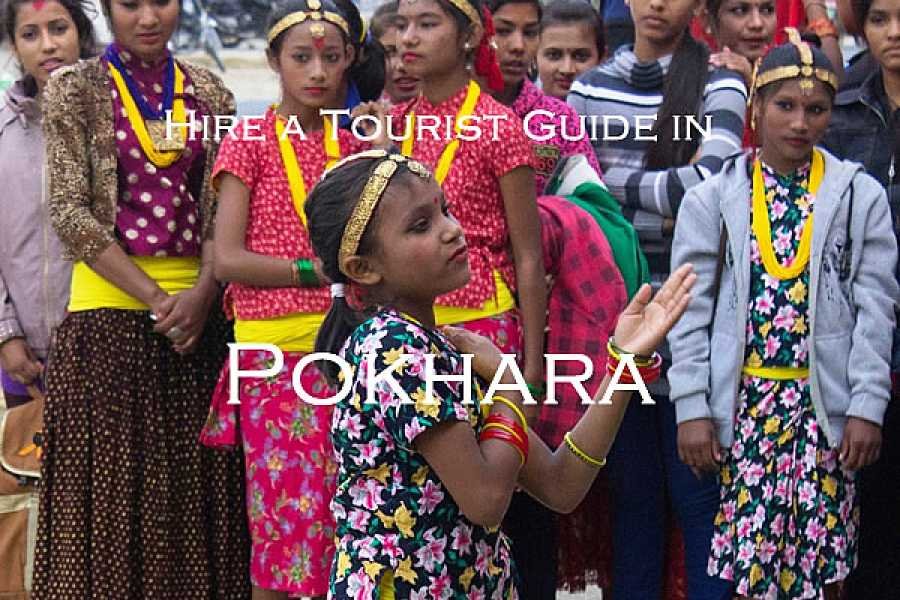 Last Second Group Ltd. HIRE a TOURIST GUIDE in POKHARA