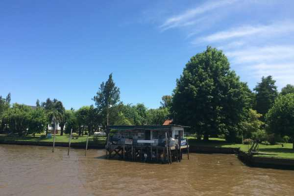 SHARED TOUR OF TIGRE AND THE DELTA
