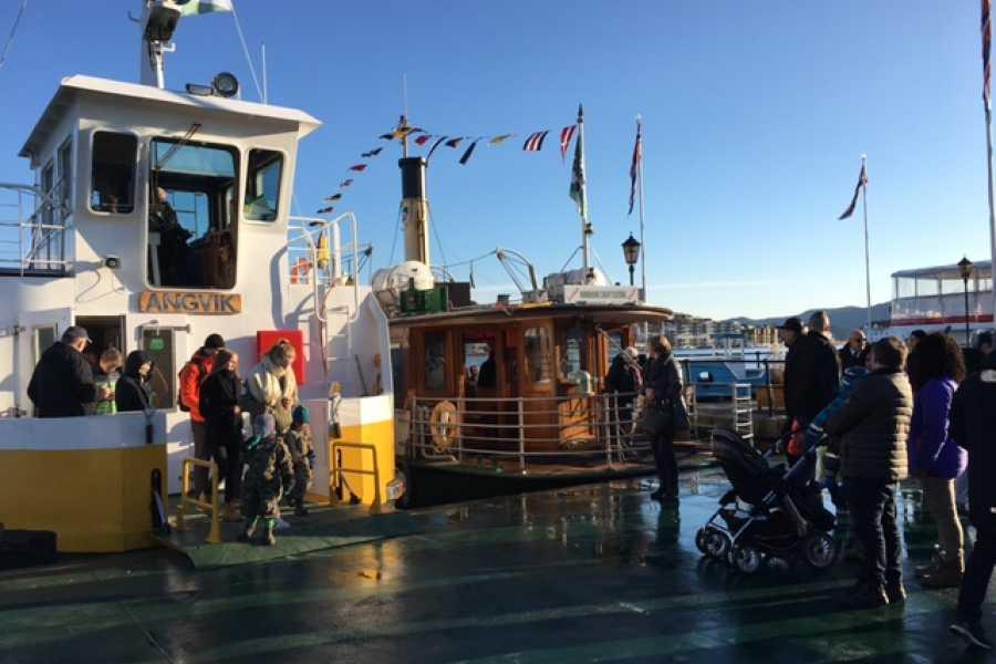 sundbaten Sundbåten, Day Pass.
